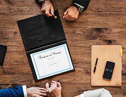 涉外结婚公证程序是怎样的呢
